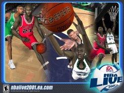 NBA Live wallpaper