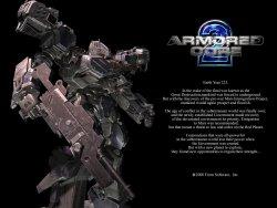 Armored Core2 wallpaper