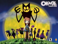 Okage Shadow King wallpaper