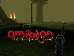 Omikron wallpaper
