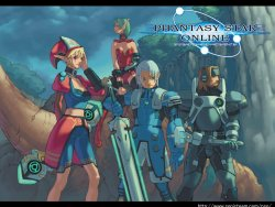 Phantasy Star Online wallpaper