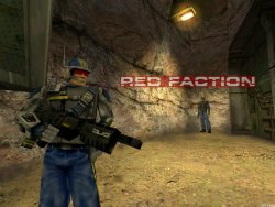 Red Faction wallpaper
