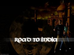 Road to India wallpaper