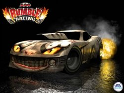Rumble Racing wallpaper