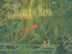Secret of Mana wallpaper