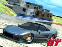 Sega GT wallpaper