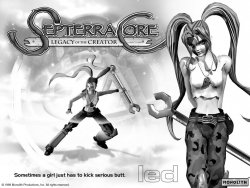 Septerra Core wallpaper