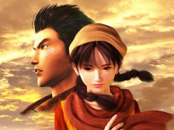 Shenmue wallpaper