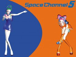Space Channnel5 wallpaper