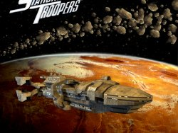 Starship Troopers wallpaper