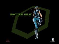 Battle Isle wallpaper