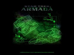 Startrek Armada wallpaper