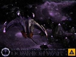 Startrek Dominion wars wallpaper
