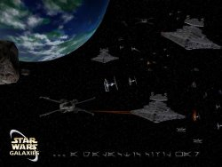 Starwars Galaxies wallpaper
