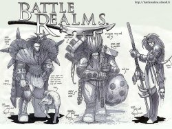 Battle Realms wallpaper
