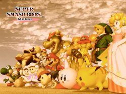 Super Smash Bros. wallpaper