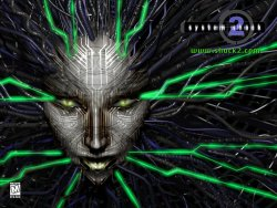 System Shock2 wallpaper