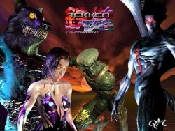Tekken Tag wallpaper