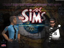 The Sims wallpaper