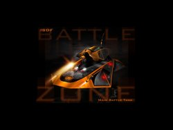 Battlezone wallpaper