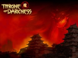 Throne of Darkness wallpaper