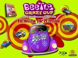 Beetle Crazy Cup wallpaper