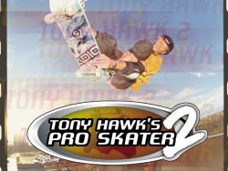 Tony Hawks pro Skater2 wallpaper