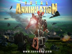 Total Annihilation wallpaper