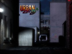 Urban wallpaper