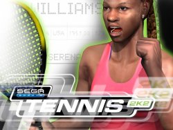 Virtual Tennis2 wallpaper