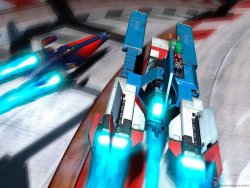 Wipeout wallpaper