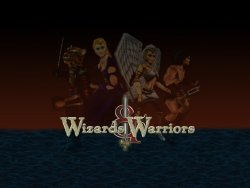 Wizards and Warriors wallpaper