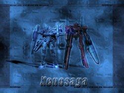 Xenosaga wallpaper
