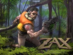 Zax the Alien Hunter wallpaper