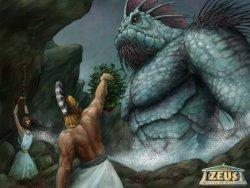Zeus wallpaper