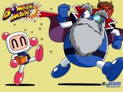 Bomberman wallpaper