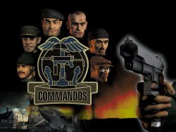 Commandos wallpaper
