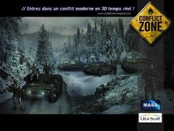 Conflict Zone wallpaper