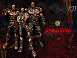Daikatana wallpaper