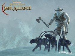 Dark Alliance wallpaper