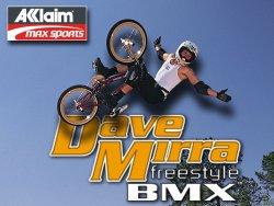 Dave Mirra Freestyle BMX wallpaper