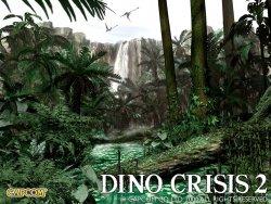 Dino Crisis2 wallpaper