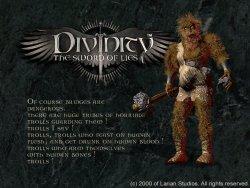 Divinity wallpaper