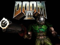 Doom 3 wallpaper