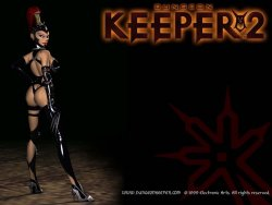 Dungeon Keeper wallpaper